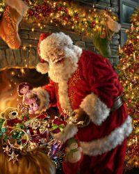 Een kerstgedachte valt nog niet mee..